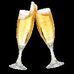 Тост С Новым годом!